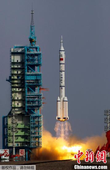 中国明年将发射神舟十号 嫦娥三号和近20颗卫星