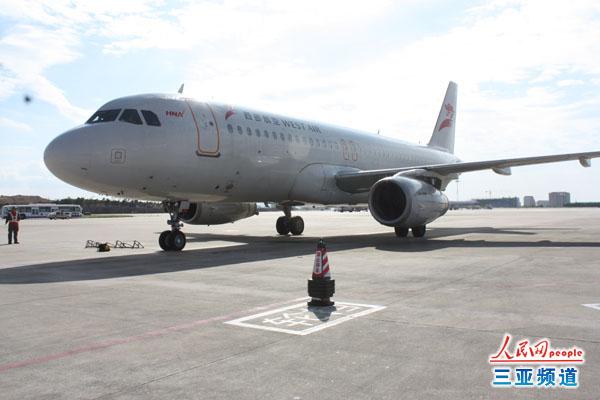 凤凰机场年旅客吞吐量再创新高 突破1100万