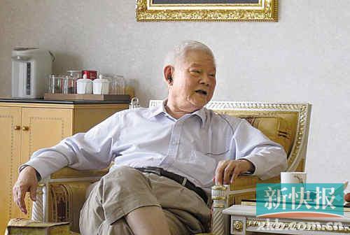 广东叶姓名人叶选平.叶剑英,叶选平父子,藉贯为广东梅县.图片