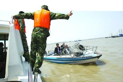 明年元旦起市民办理简单手续后,即可租渔船出海休闲旅游