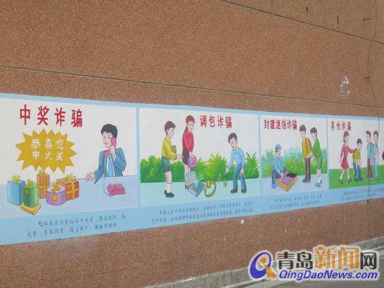 安全教育墙绘简笔画