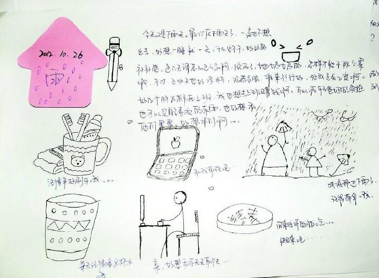 维吾尔族姑娘简笔画