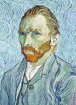 65000张手绘梵高,125位画师耗时7年,打造世界首部油画