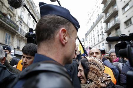 土耳其库尔德工人党创立者巴黎遇害 凶手暂未