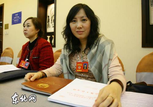 省政协委员孙晓梅:促进黑龙江省文化产业发展