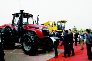阔步迈向中国机械制造业第一梯队