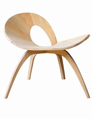 椅子上的慢生活李伟强长沙建筑设计图片