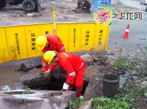 一铲稀泥一滴汗 自来水管道工的快乐定义