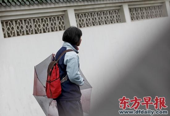 上海毒中学涉事校服通知开学位置穿学校高中校服不用南通图片