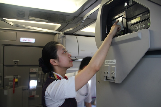 航空ca空姐番号-追梦女孩 记国航湖北空姐杜鹃图片 109343 540x359