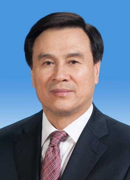 中华人民共和国国务委员杨晶新华社发