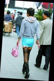 女人为什么喜欢穿丝袜
