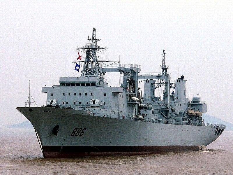 (高清)图解中国航母编队组成