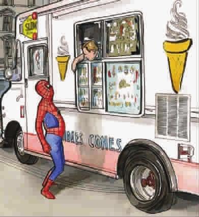 冰激凌卖三块钱图片