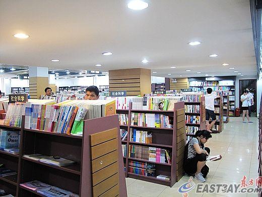 关注莘庄新华书店 关张危机 书店 请别怪房东图片
