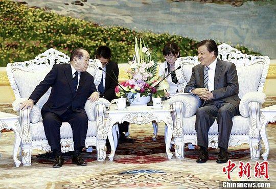 日本前政要:中日领导人曾存搁置钓鱼岛问题共识