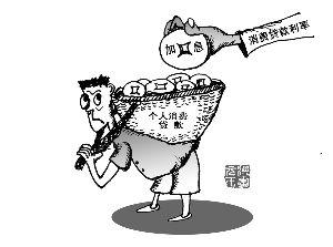 消费贷款利息_最新个人消费贷款利率是多少中信银行