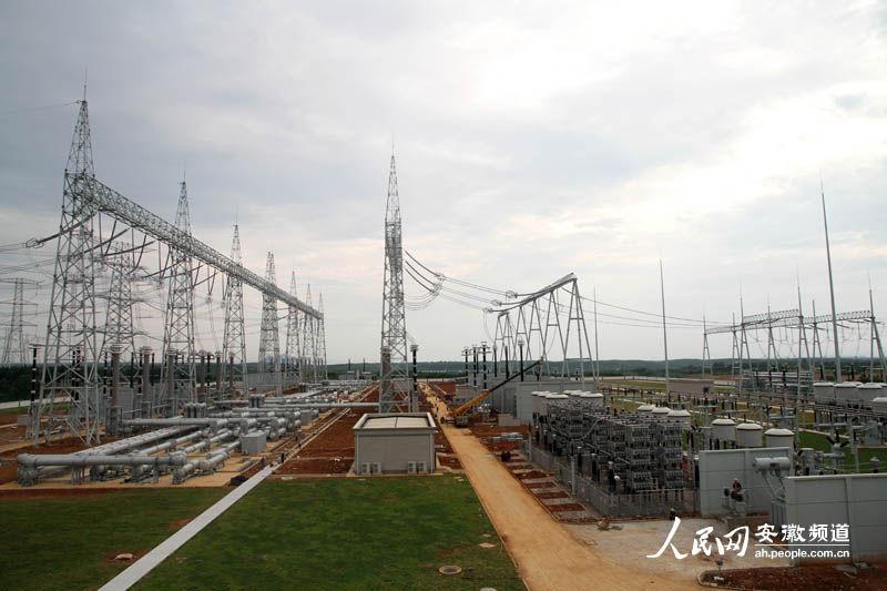 110kv变电站接线图桥型