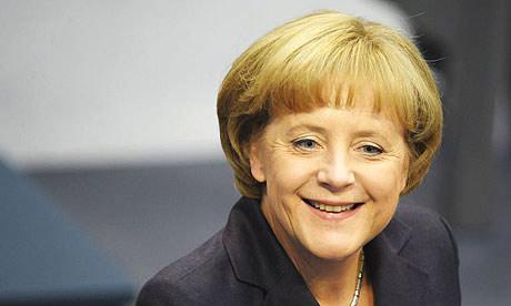德国总理默克尔(资料图)