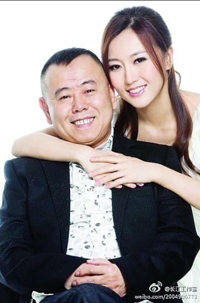 潘长江女儿潘阳结婚照近况,潘阳老公简历,潘长江老婆杨云照片