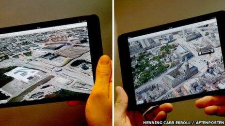 挪威政府拒绝苹果公司为其3d地图航拍首都奥斯陆