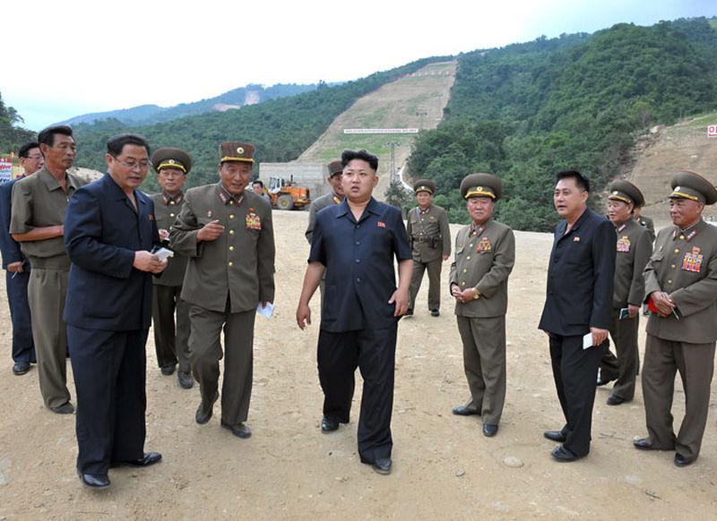 朝鲜不满瑞士禁售滑雪设备:这又不能制造核武器(图)