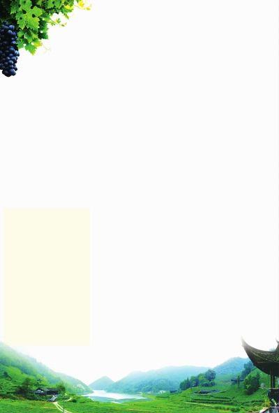 > 正文   原标题:走进中国南方葡萄沟 (本版图片由中方县委宣传部提供