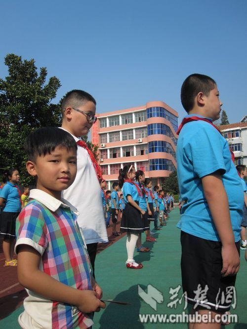 武汉市蔡甸区第三新意开学有满分学姐全集来大师兄小学作文小学生图片