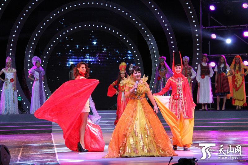 第二届亚欧丝绸之路服装节圆满闭幕 首评十大职业装图片