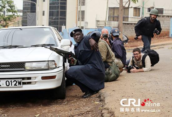肯尼亚军队对武装分子进行大规模的围剿行动