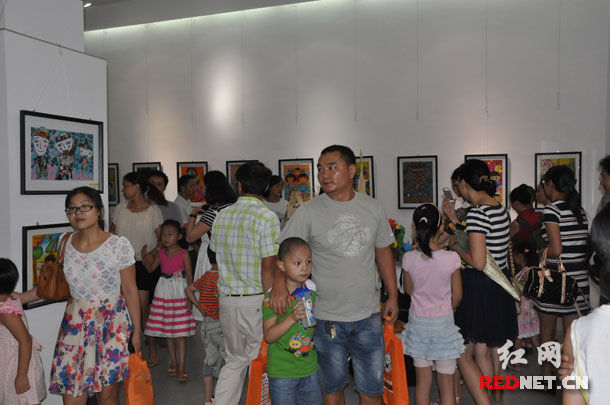 """(""""2013年度全国青少年儿童书画大赛图片"""