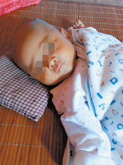 男子家人将病婴遗弃医院 发现后跨省认子(图)
