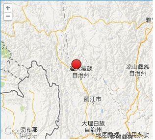 云南地震是什么时候_云南香格里拉县与四川荣县交界发生2.8级地震