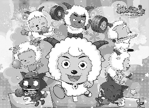 喜羊羊 熊出没等动画片因含暴力脏话修改内容
