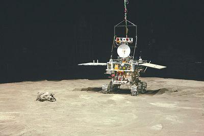 嫦娥三号12月上旬择机发射