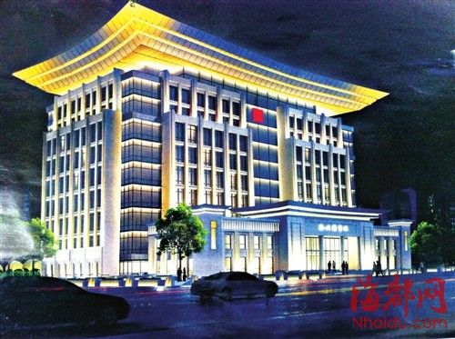 福州海峡图书馆明年底建成开放