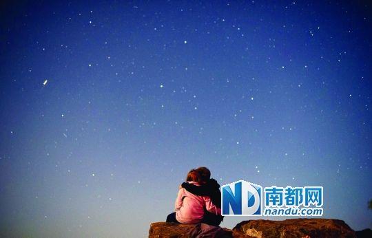 找一个角落仰望最美星空