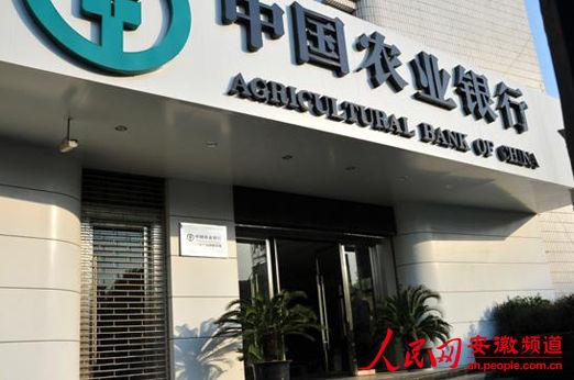 """安徽农业银行""""三农产品创新基地""""在阜阳挂牌成立图片"""