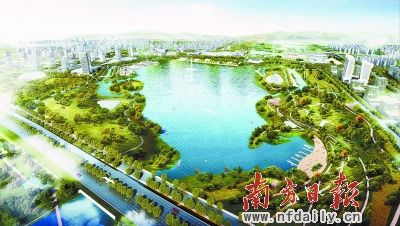 打造广州新型城市化建设示范区