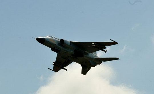 空军歼轰7装备了多少架