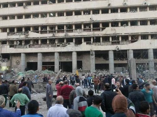 此次爆炸致3死数十伤。