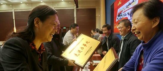 宁波市城管义工协会召开五周年总结表彰暨换届选举