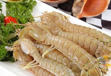 如东海鲜皮皮虾