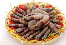 如东海鲜对虾