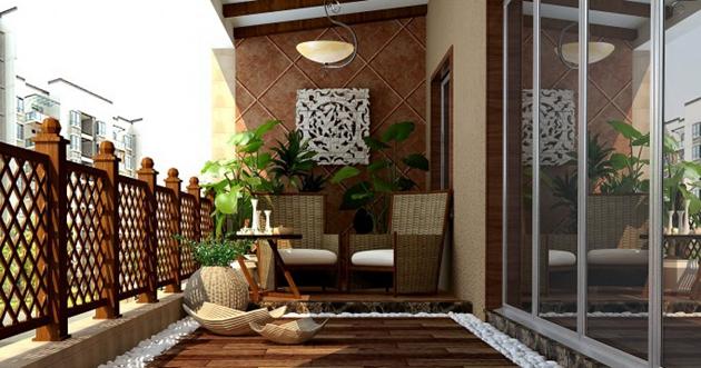 东南亚风格家居图片