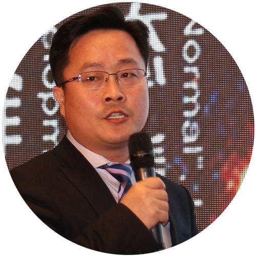 海尔家电产业集团副总裁孙京岩