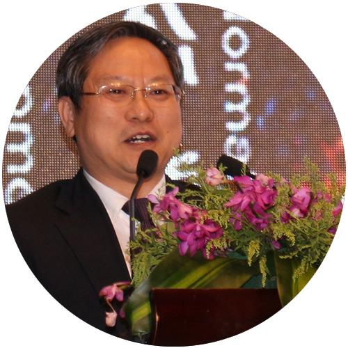创维集团的CEO 杨东文