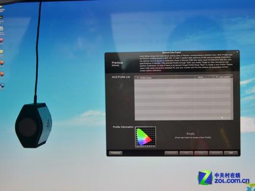 三星s27b970d液晶显示器的校色调节