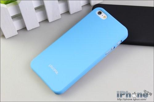 apple专区 配件 > 正文   最后这一款浅蓝色的保护壳可以同时适用于