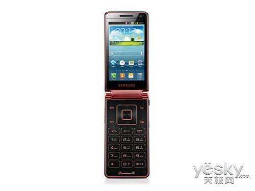 2013不仅拥有智能手机的系统和触控屏幕,并且三星 sch-w2013